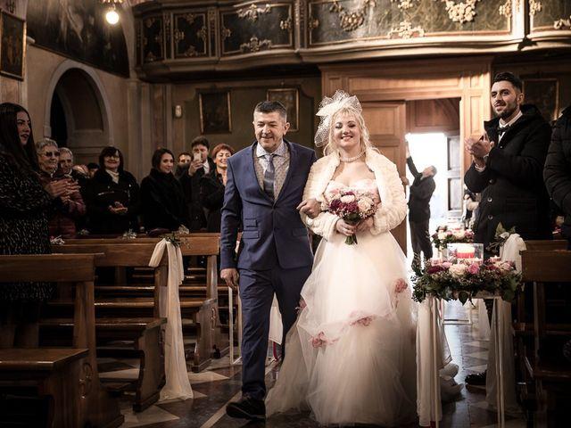 Il matrimonio di Francesco e Sara a Maclodio, Brescia 50