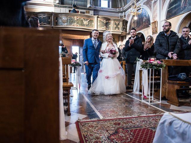 Il matrimonio di Francesco e Sara a Maclodio, Brescia 54