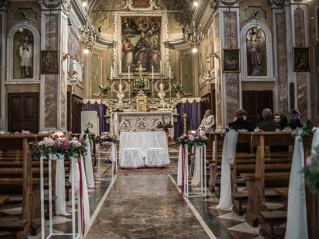 Il matrimonio di Francesco e Sara a Maclodio, Brescia 53