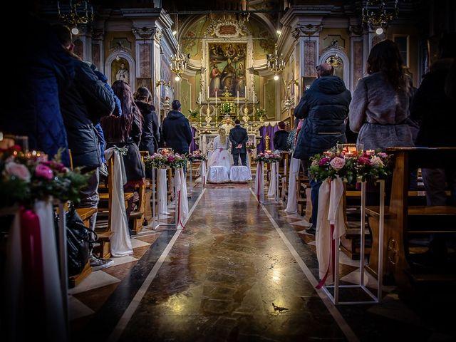Il matrimonio di Francesco e Sara a Maclodio, Brescia 52