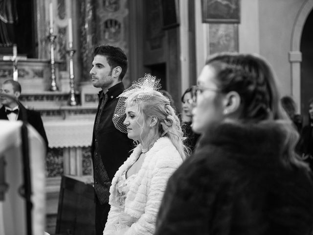 Il matrimonio di Francesco e Sara a Maclodio, Brescia 55