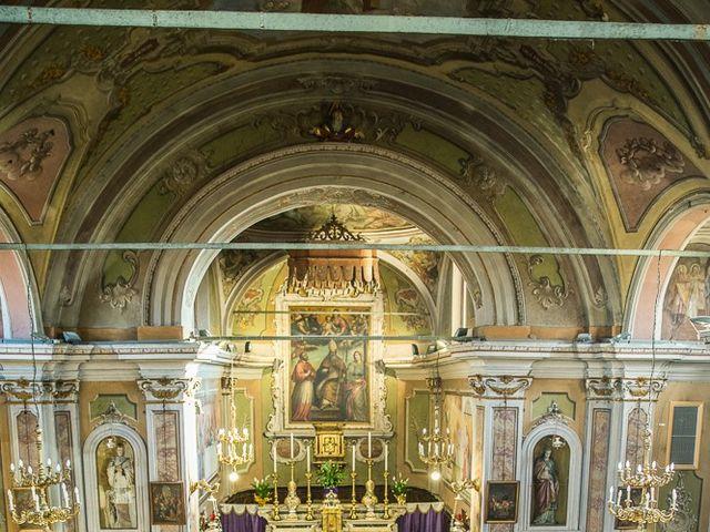 Il matrimonio di Francesco e Sara a Maclodio, Brescia 57