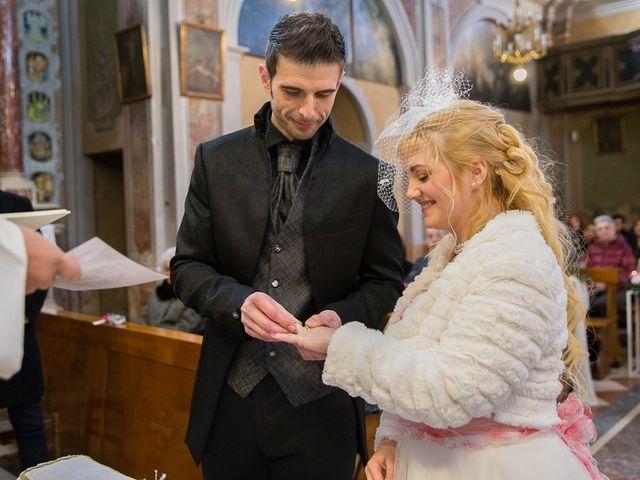 Il matrimonio di Francesco e Sara a Maclodio, Brescia 59