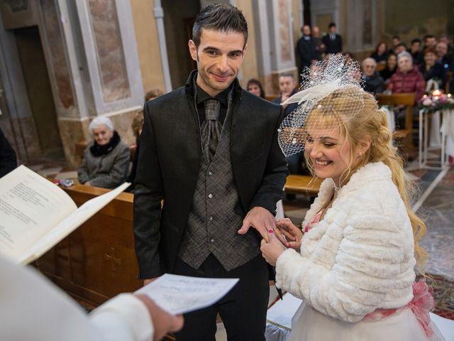 Il matrimonio di Francesco e Sara a Maclodio, Brescia 60