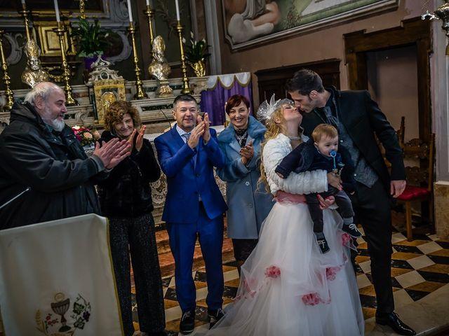 Il matrimonio di Francesco e Sara a Maclodio, Brescia 62