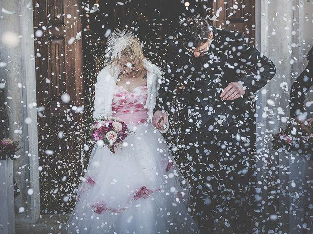Il matrimonio di Francesco e Sara a Maclodio, Brescia 63