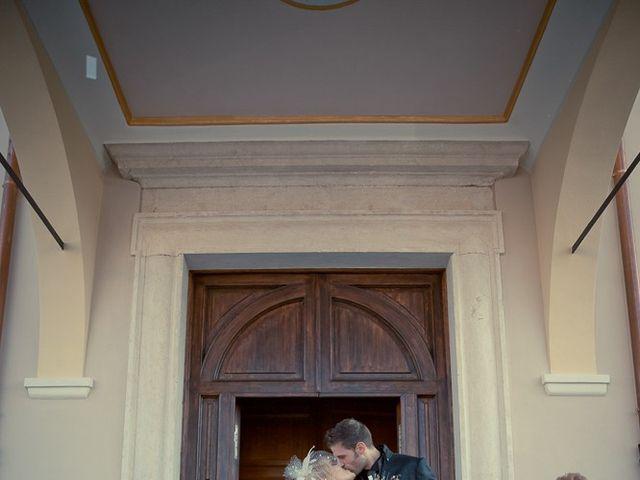 Il matrimonio di Francesco e Sara a Maclodio, Brescia 64