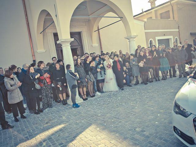 Il matrimonio di Francesco e Sara a Maclodio, Brescia 65