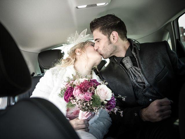 Il matrimonio di Francesco e Sara a Maclodio, Brescia 69