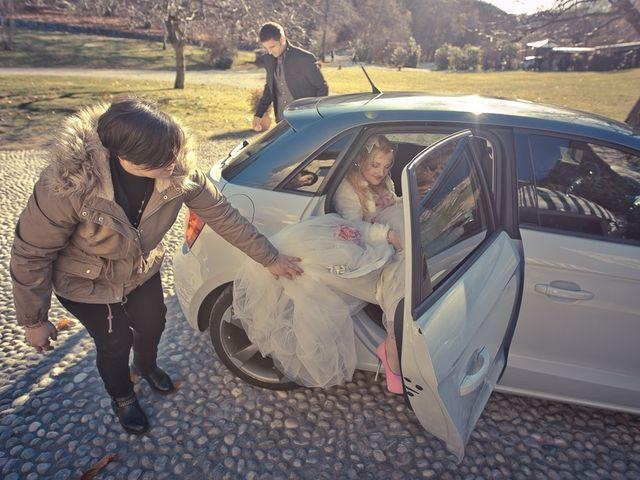 Il matrimonio di Francesco e Sara a Maclodio, Brescia 72