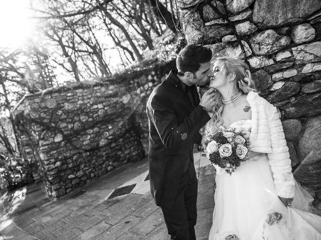 Il matrimonio di Francesco e Sara a Maclodio, Brescia 74