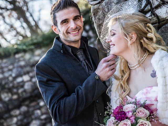 Il matrimonio di Francesco e Sara a Maclodio, Brescia 75