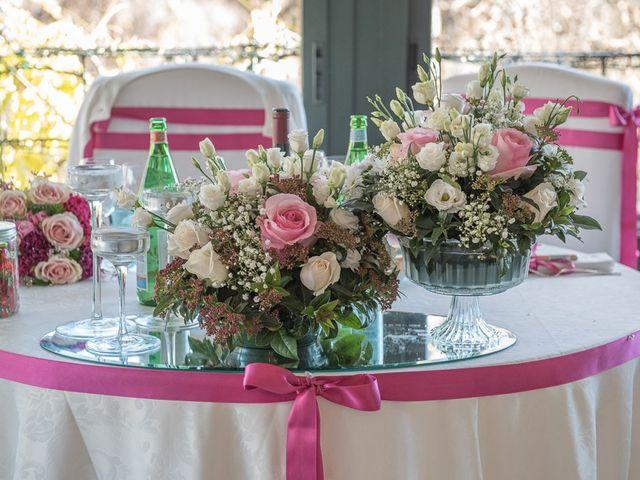 Il matrimonio di Francesco e Sara a Maclodio, Brescia 79