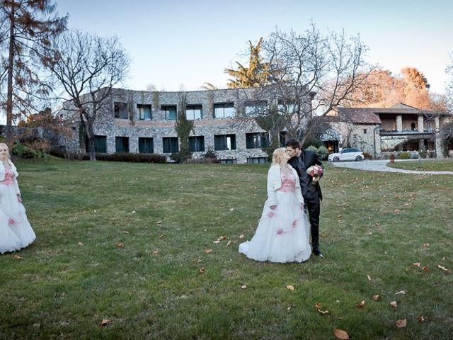 Il matrimonio di Francesco e Sara a Maclodio, Brescia 1