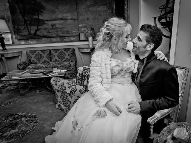 Il matrimonio di Francesco e Sara a Maclodio, Brescia 97