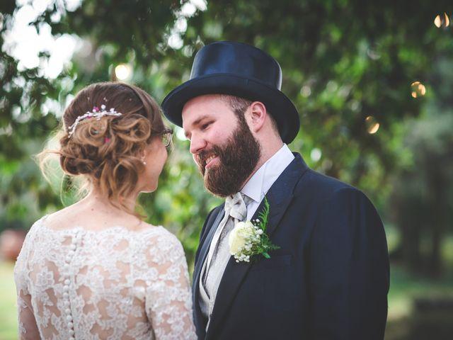 Le nozze di Rita e Michele