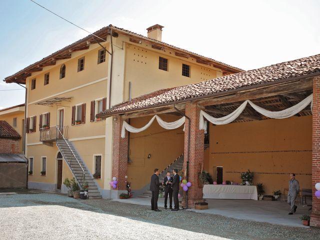 Il matrimonio di Valentina e Giancarlo a Revello, Cuneo 1