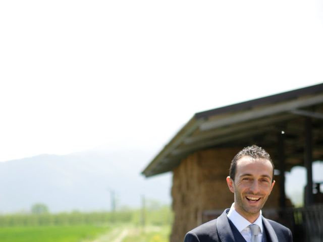 Il matrimonio di Valentina e Giancarlo a Revello, Cuneo 3