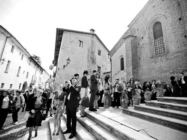 Il matrimonio di Valentina e Giancarlo a Revello, Cuneo 12