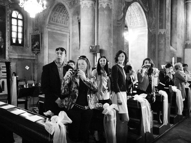 Il matrimonio di Valentina e Giancarlo a Revello, Cuneo 15