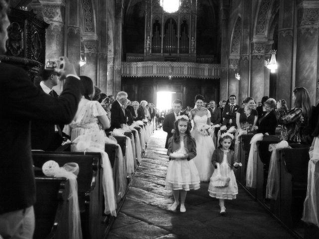Il matrimonio di Valentina e Giancarlo a Revello, Cuneo 16