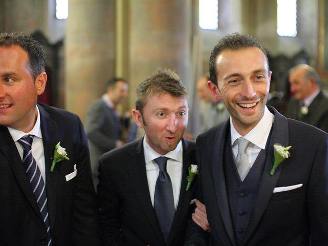Il matrimonio di Valentina e Giancarlo a Revello, Cuneo 20