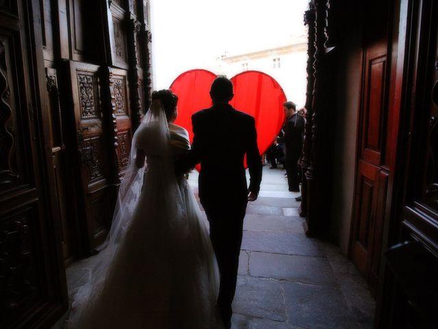 Il matrimonio di Valentina e Giancarlo a Revello, Cuneo 21