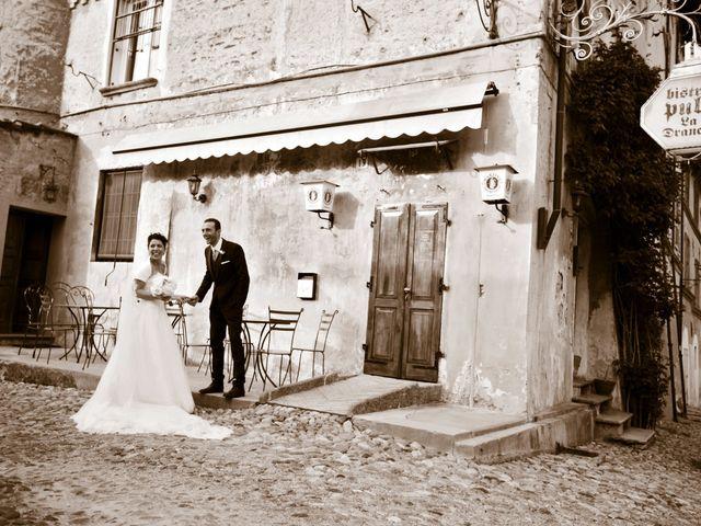 Il matrimonio di Valentina e Giancarlo a Revello, Cuneo 23