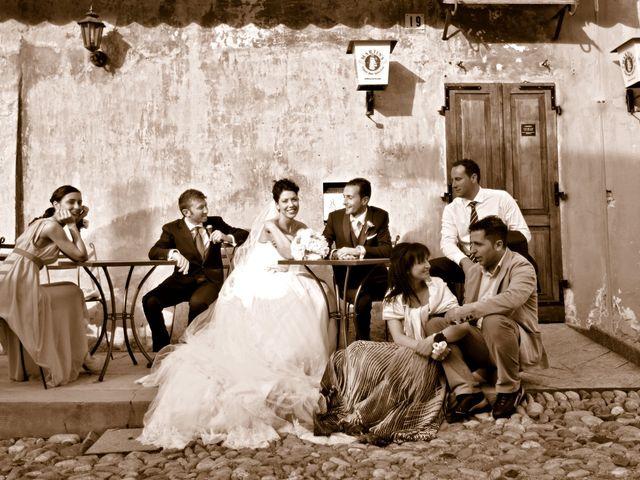Le nozze di Giancarlo e Valentina