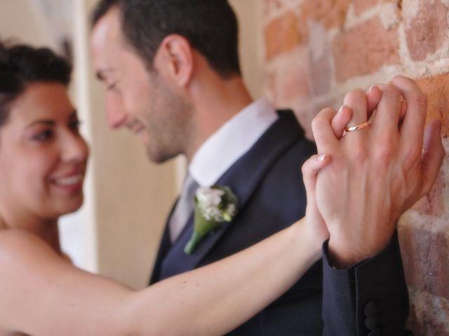 Il matrimonio di Valentina e Giancarlo a Revello, Cuneo 24
