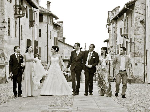 Il matrimonio di Valentina e Giancarlo a Revello, Cuneo 26
