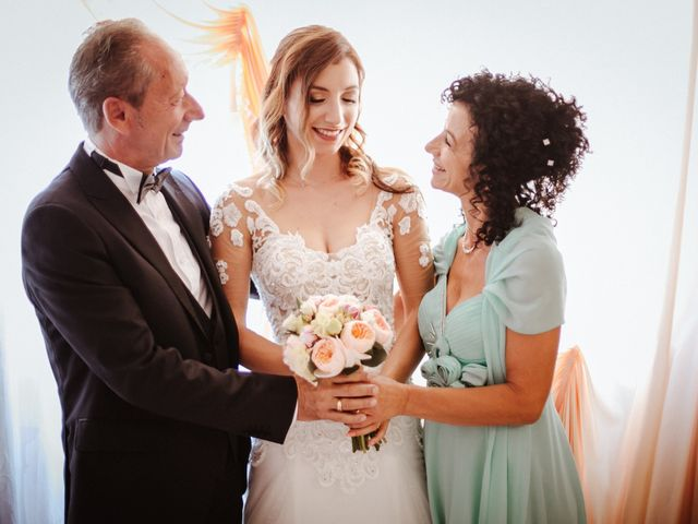 Il matrimonio di Sabrina e Alessio a Palombara Sabina, Roma 13