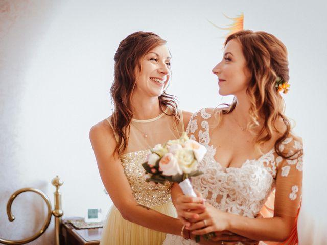 Il matrimonio di Sabrina e Alessio a Palombara Sabina, Roma 14