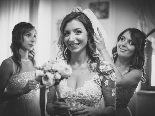 Il matrimonio di Sabrina e Alessio a Palombara Sabina, Roma 15