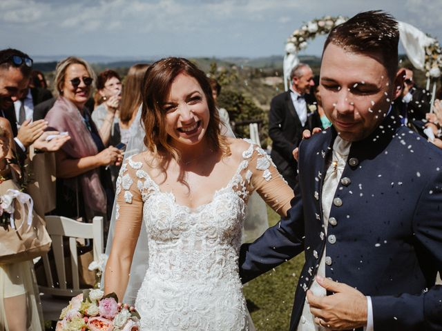 Il matrimonio di Sabrina e Alessio a Palombara Sabina, Roma 17