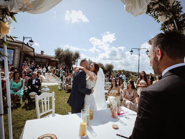 Il matrimonio di Sabrina e Alessio a Palombara Sabina, Roma 18