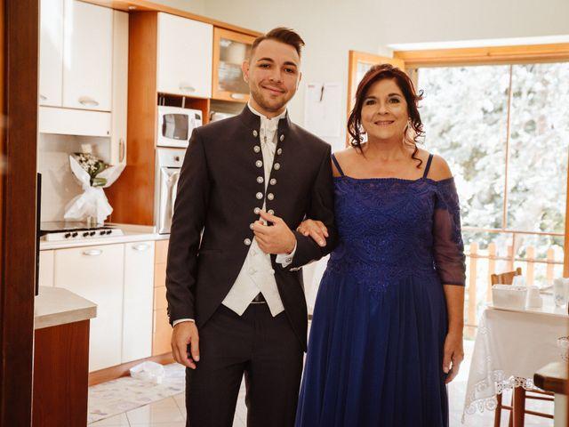 Il matrimonio di Sabrina e Alessio a Palombara Sabina, Roma 31
