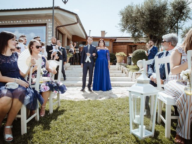 Il matrimonio di Sabrina e Alessio a Palombara Sabina, Roma 32