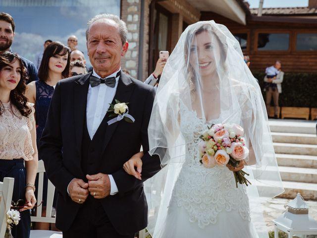Il matrimonio di Sabrina e Alessio a Palombara Sabina, Roma 34
