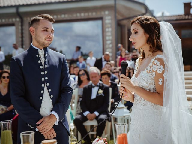 Il matrimonio di Sabrina e Alessio a Palombara Sabina, Roma 35