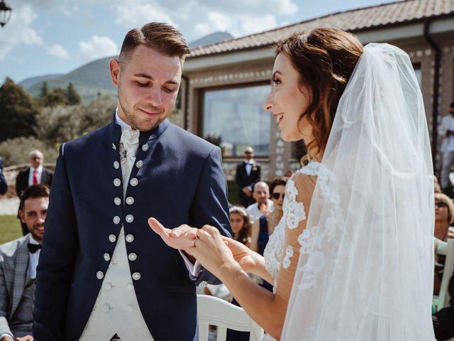 Il matrimonio di Sabrina e Alessio a Palombara Sabina, Roma 38