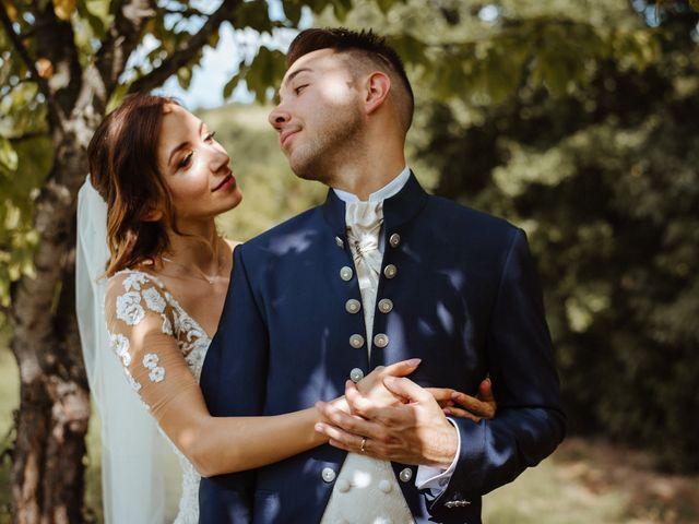 Il matrimonio di Sabrina e Alessio a Palombara Sabina, Roma 46