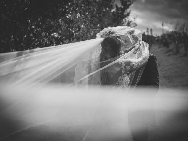 Il matrimonio di Sabrina e Alessio a Palombara Sabina, Roma 48