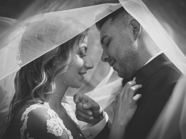 Il matrimonio di Sabrina e Alessio a Palombara Sabina, Roma 49