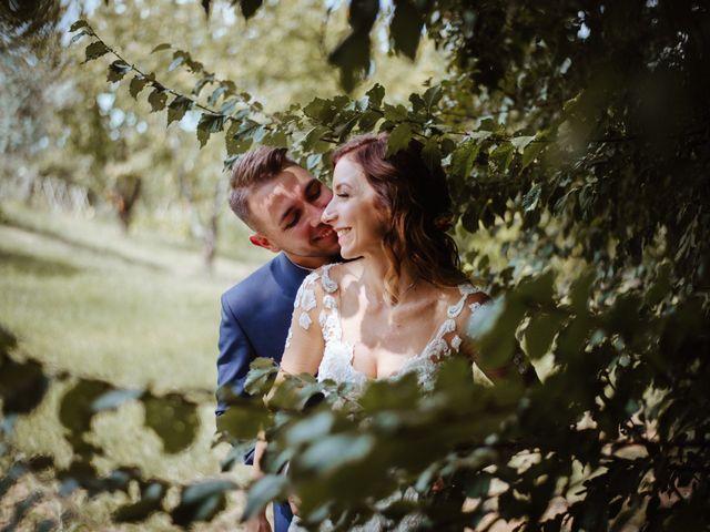 Il matrimonio di Sabrina e Alessio a Palombara Sabina, Roma 50