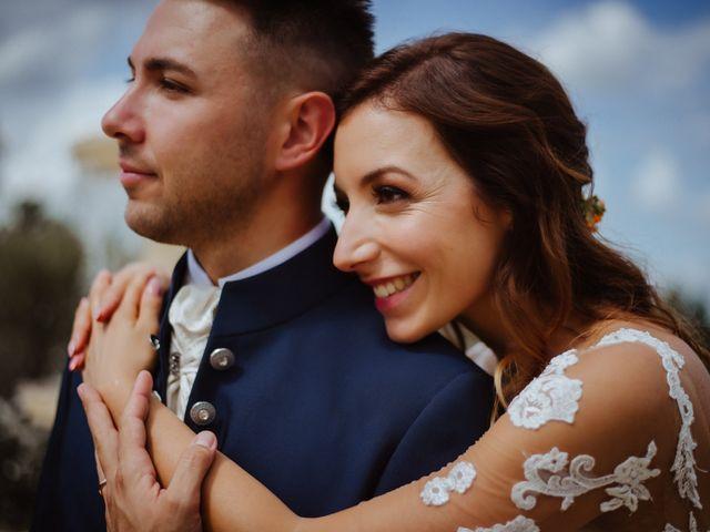 Il matrimonio di Sabrina e Alessio a Palombara Sabina, Roma 53