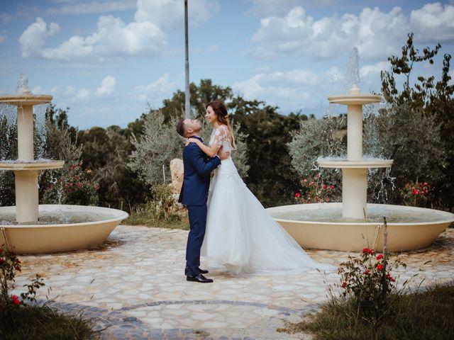 Il matrimonio di Sabrina e Alessio a Palombara Sabina, Roma 54
