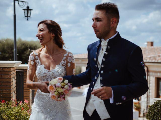 Il matrimonio di Sabrina e Alessio a Palombara Sabina, Roma 57
