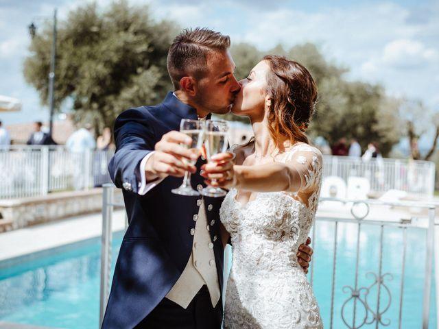 Il matrimonio di Sabrina e Alessio a Palombara Sabina, Roma 58