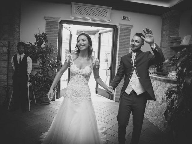 Il matrimonio di Sabrina e Alessio a Palombara Sabina, Roma 59